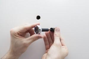 Beliebt So einfach ist die Montage und Installation einer Türspionkamera YO51