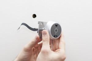 Gute Gründe, die für einen digitalen Türspion mit Kamera sprechen.