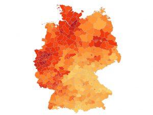 Kriminalstatistik: In diesen Regionen gibt es die meisten Einbrüche